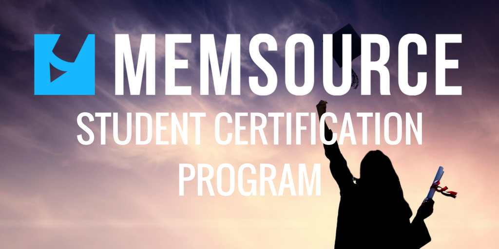 Certification Notes Students Are Up For A Challenge Memsource
